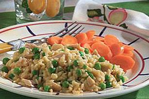 15 Minute Cheesy Tuna Dinner