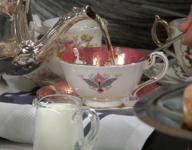 Creativity in the Kitchen - Tea Party