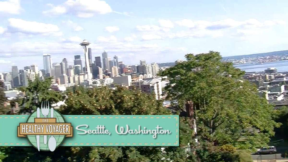 The Healthy Voyager Visits Seattle