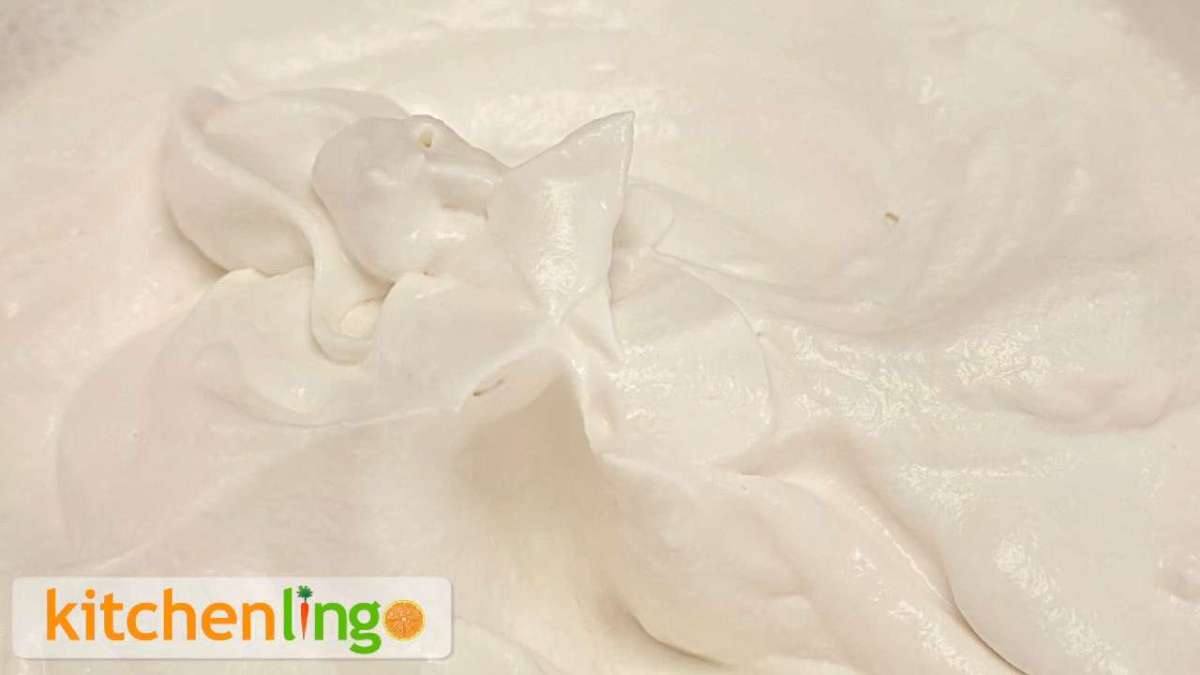 Whipped Cream: The KitchenLingo Definition