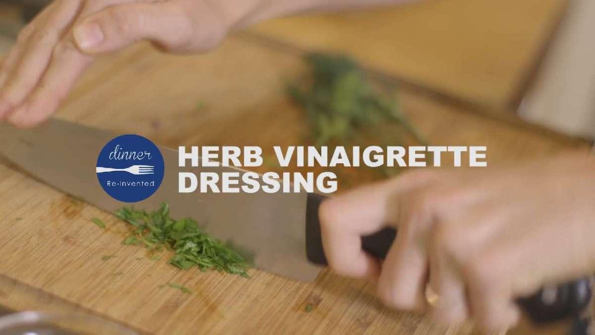 Herb Vinaigrette