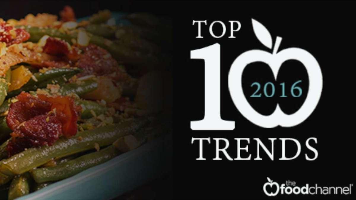 Top Ten Food Trends 2016