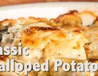 Quick Scalloped Potatoes