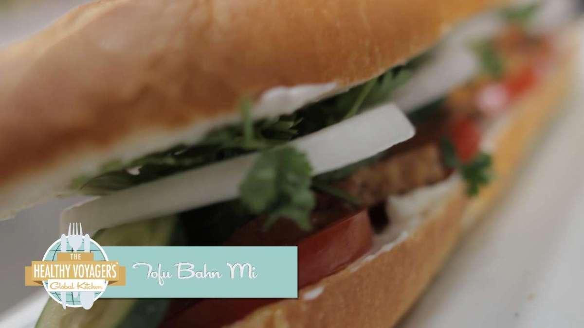 Vegan Banh Mi