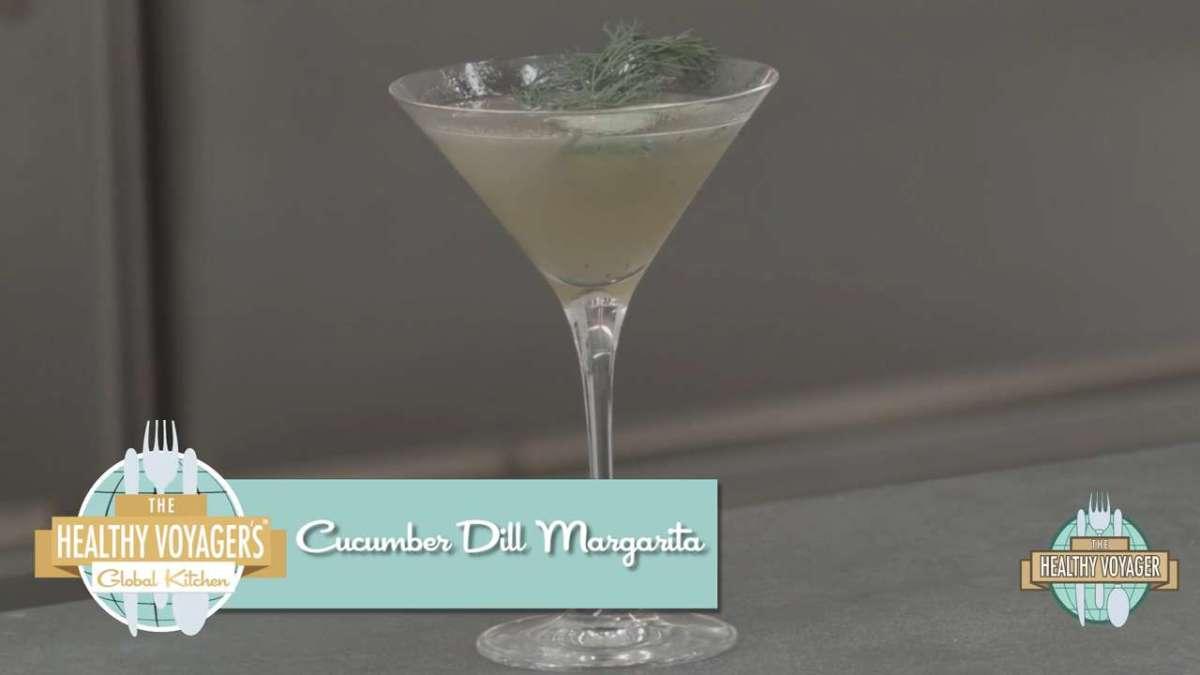 Dill Margarita