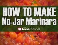 Quick Homemade Marinara