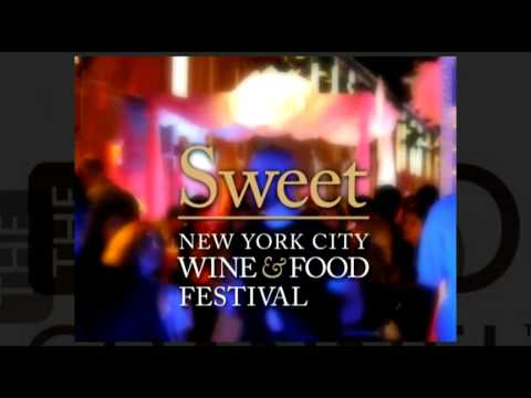 SWEET at NYC Wine and Food Festival