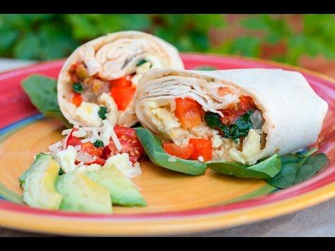 Guru Breakfast Burrito
