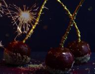 Bonfire Night Toffee Apples
