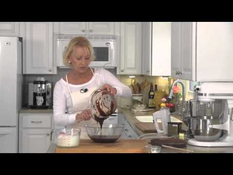 Tarte au Chocolat de Caroline