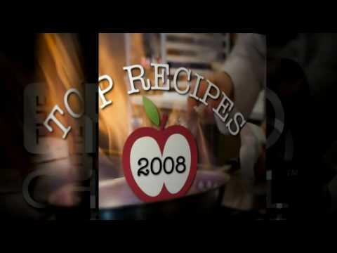 Top Recipes 2008