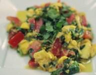 "Vegan Ackee Scrambled ""Egg"" Recipe"