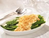 Asparagus Parmesan Au Gratin