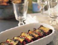 Baked Eggplant Rolls Recipe