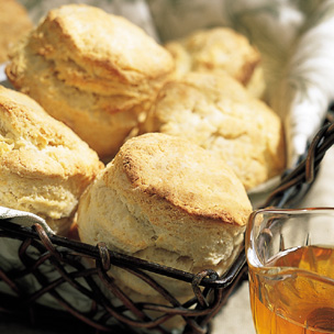Old Fashioned Biscuits