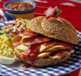 Barbecue Pork on Bun Recipe