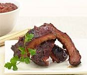 Barbecued Baby Back Ribs Recipe