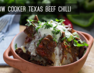 Slow Cooker Texas Beef Chili