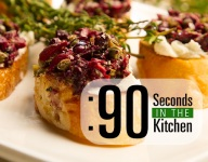 90 Second Black Olive Tapenade