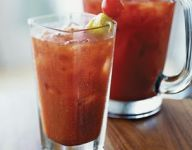 Balsamic Bloody Mary Drink