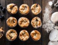 Joanne Fluke's Blue Blueberry Muffins