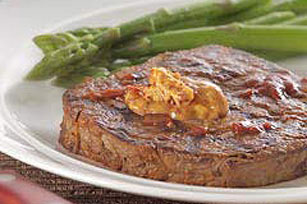 Bold and Spicy Steak with Chipotle Butter