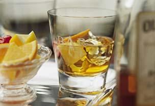 Bourbon Old Fashioned Recipe