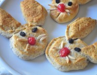 Easy Bunny Biscuit Recipe