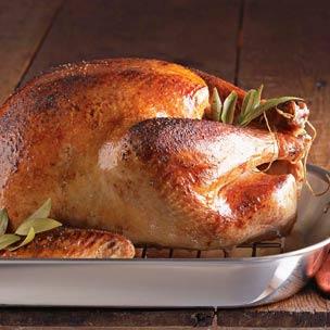 Buttermilk Brined Turkey