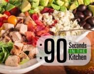 90 Second Cari's Cobb Salad