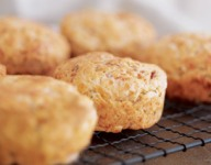 Cheddar Bacon Biscuits Recipe
