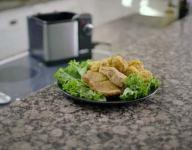 Cheesy Jalapeno Deep-Fried Hush Puppies Recipe