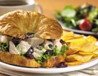 Cherry Chicken Salad Sandwich Recipe