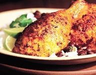 Chicken with Chili and Lime