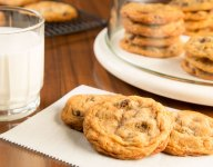 Murder, She Baked: Chocolate Chip Crunch Cookie Recipe