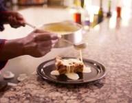 Chocolate Bread Pudding with an Irish Whiskey Butterscotch Cream Sauce Recipe