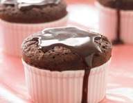 Chocolate Souffle Cakes Recipe