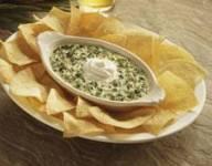 Fat Free Spinach and Yogurt Dip