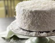 Mourner's Coconut Cake