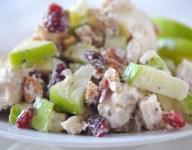 Chicken Cranberry Pecan Salad Recipe