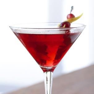 Cranberry Martini Recipe