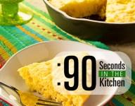 90 Second Craveable Cornbread