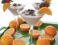 Creamsicle Martini Recipe