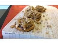 Caramel Apple Crostini