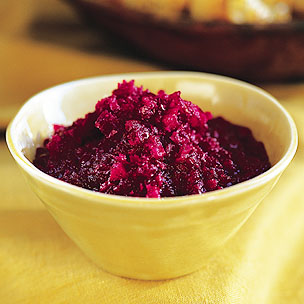 Cranberry Relish with Ginger