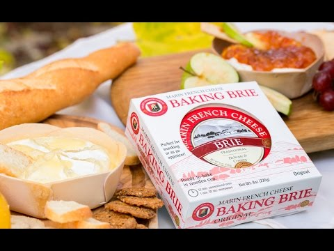 Simple Baking Brie