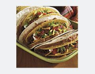 Double Decker Tacos Recipe