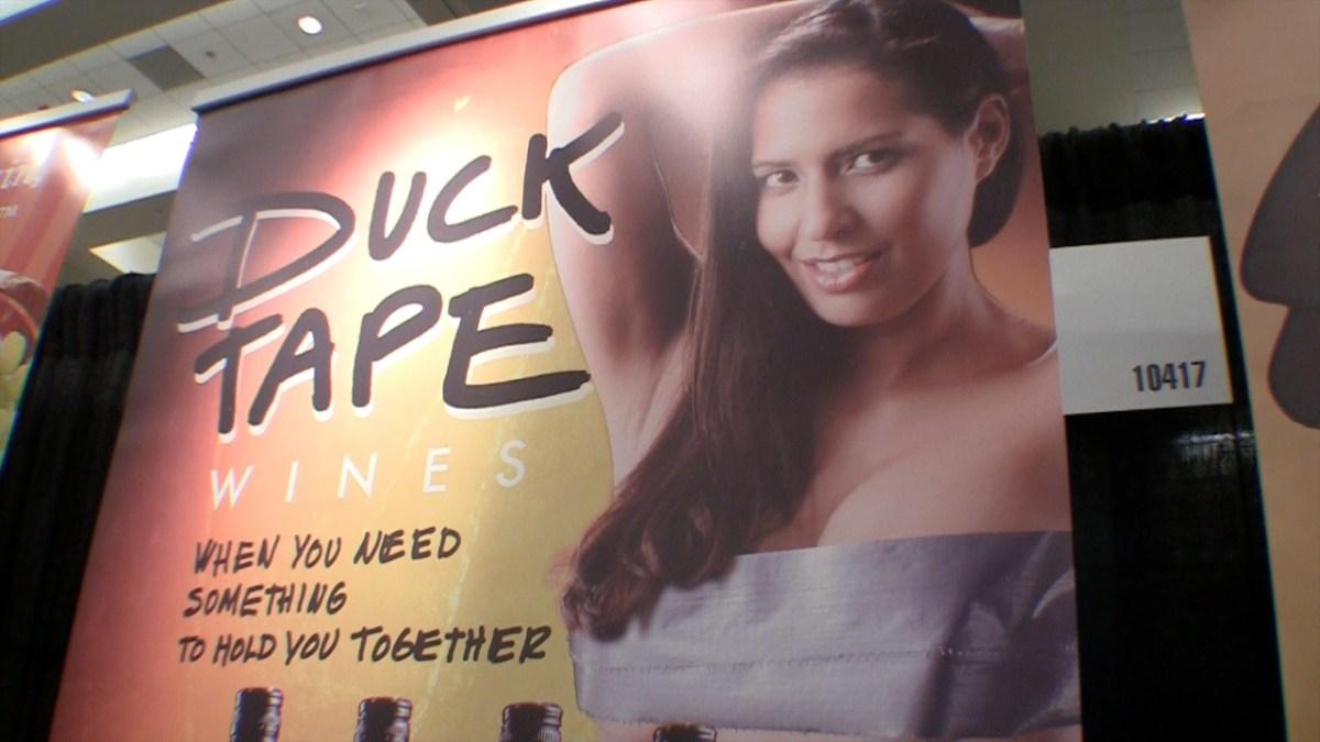 NRA 2013: Duck Tape Wine