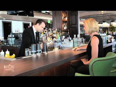 Boston Tea Party Martini