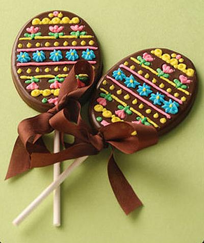 Easter Egg Lollipops Recipe